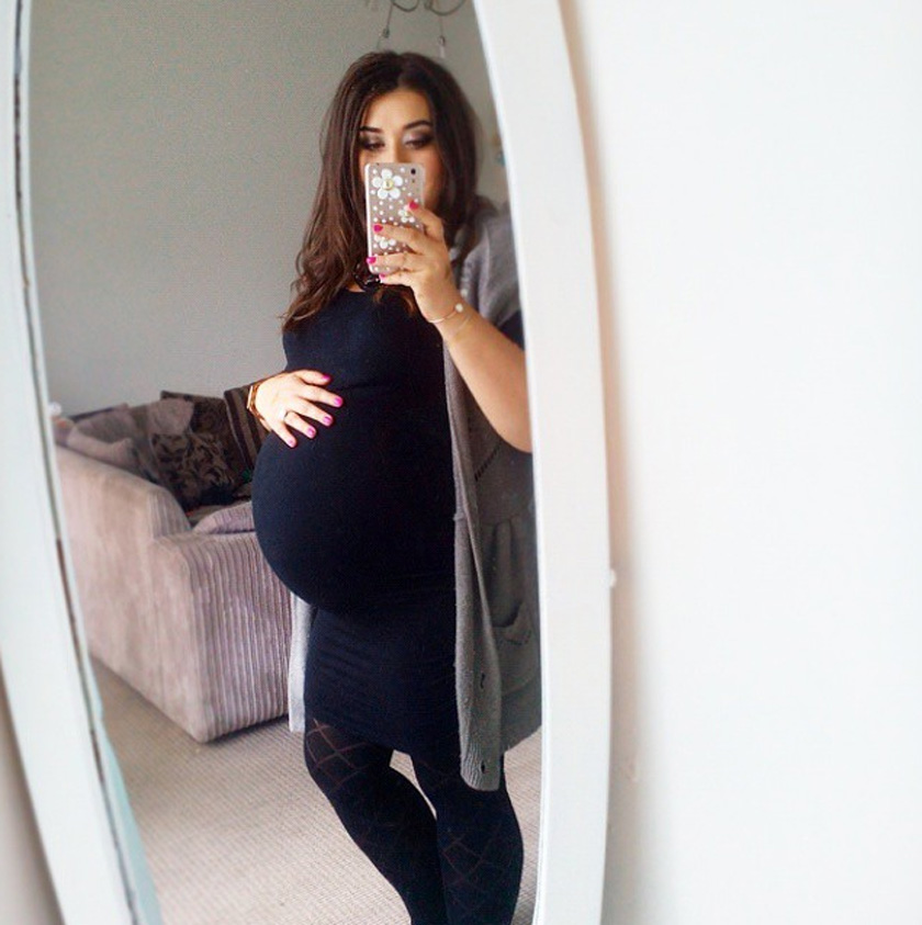 32 Weeks Pregnant Back Pain
