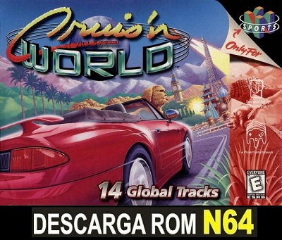 Cruisn World ROMs Nintendo64