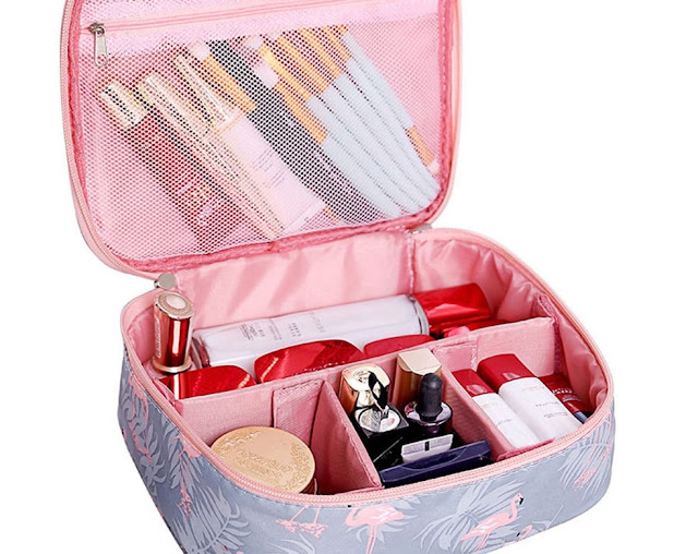 makeup bag funny