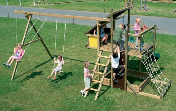 Mundo fili ideas para jugar en el parque con los hijos for Hamacas para el jardin