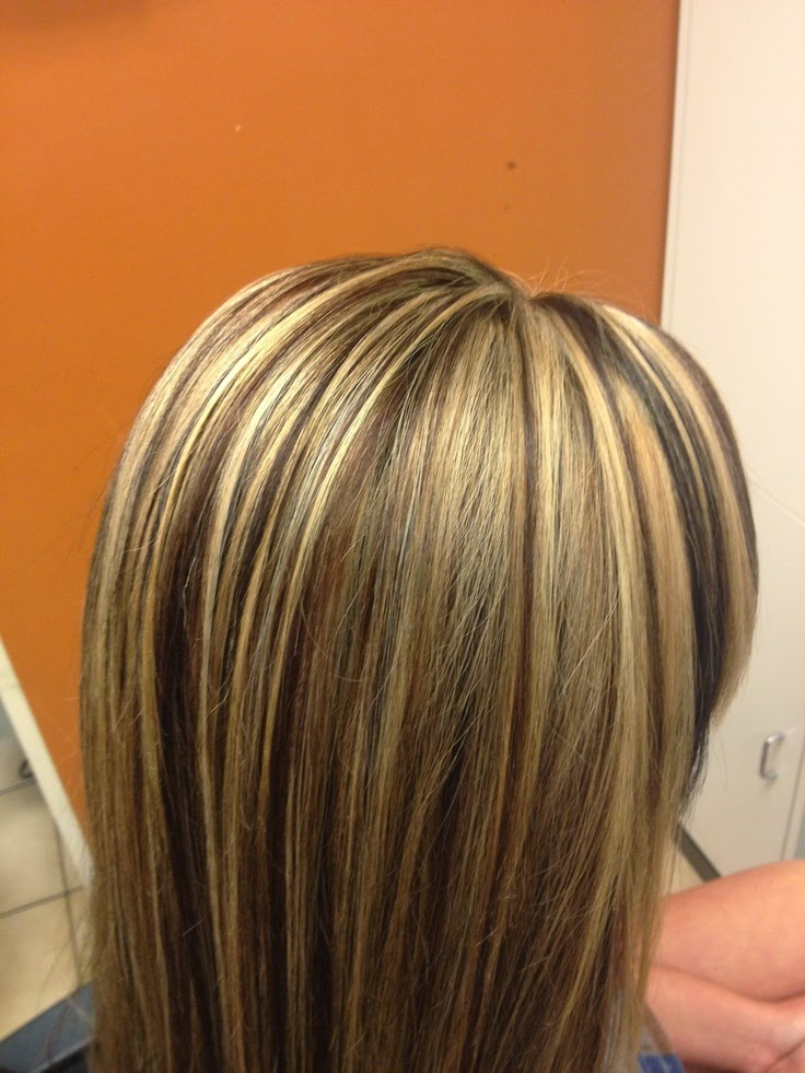 Hair Color With Highlights And Lowlights Built In Centralroots
