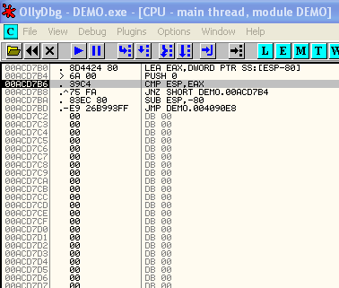 Unpacking a UPX file manually with OllyDbg ~ Hacking while