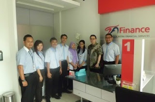 Career Opportunity PT. Toyota Astra Financial Services