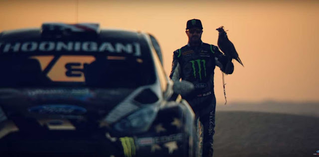 Video Ken Block Drift Gymkhana 8 Di Dubai Emirates Arab