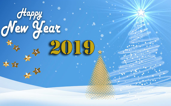 download besplatne pozadine za desktop 1440x900 slike ecard čestitke blagdani Happy New Year 2019