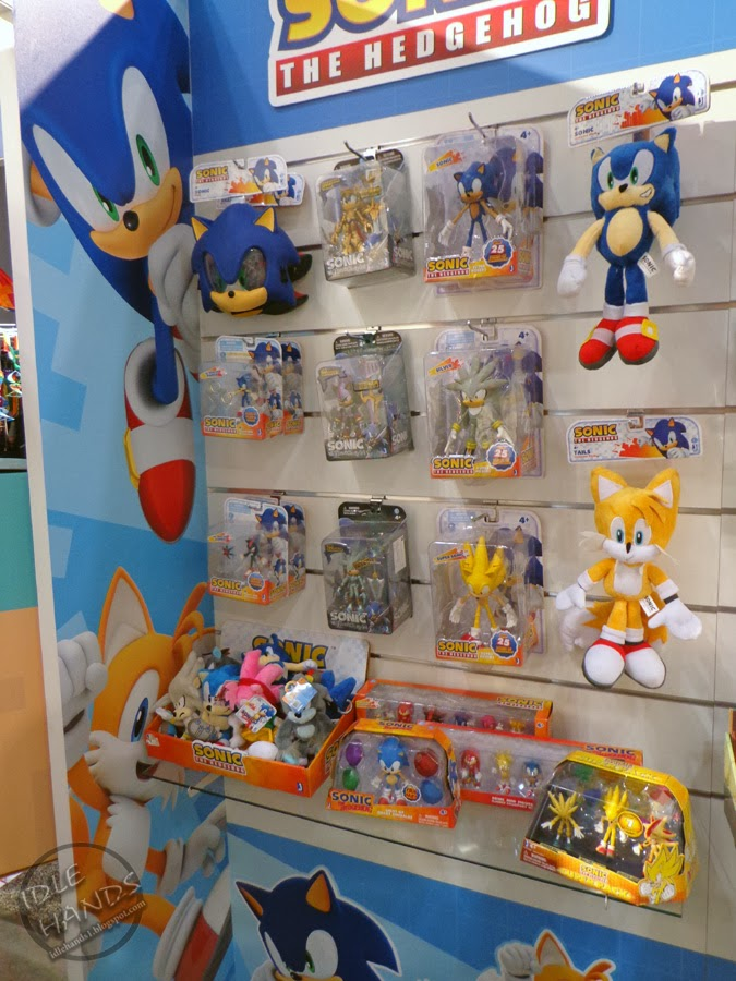 Idle Hands Toy Fair 2014 Jazwares Still Game Crazy With Minecraft Plants Vs Zombies And Sonic