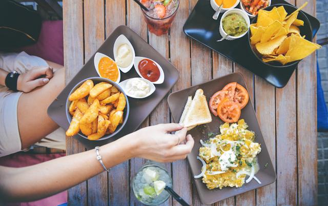 On découvre les fast-foods végétariens
