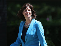 "Rail Minister Claire Perry said Scotland should not be offered ""promises of financial party bags"" (Credit: 1111Getty Images) Click to Enlarge."