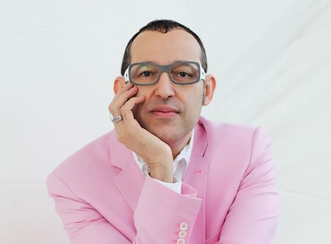Grainne Lyons Design Press Karim Rashid For Aran Cucine