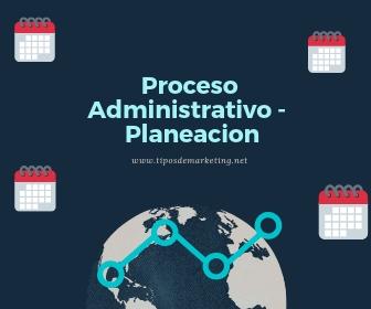 proceso administrativo planeacion