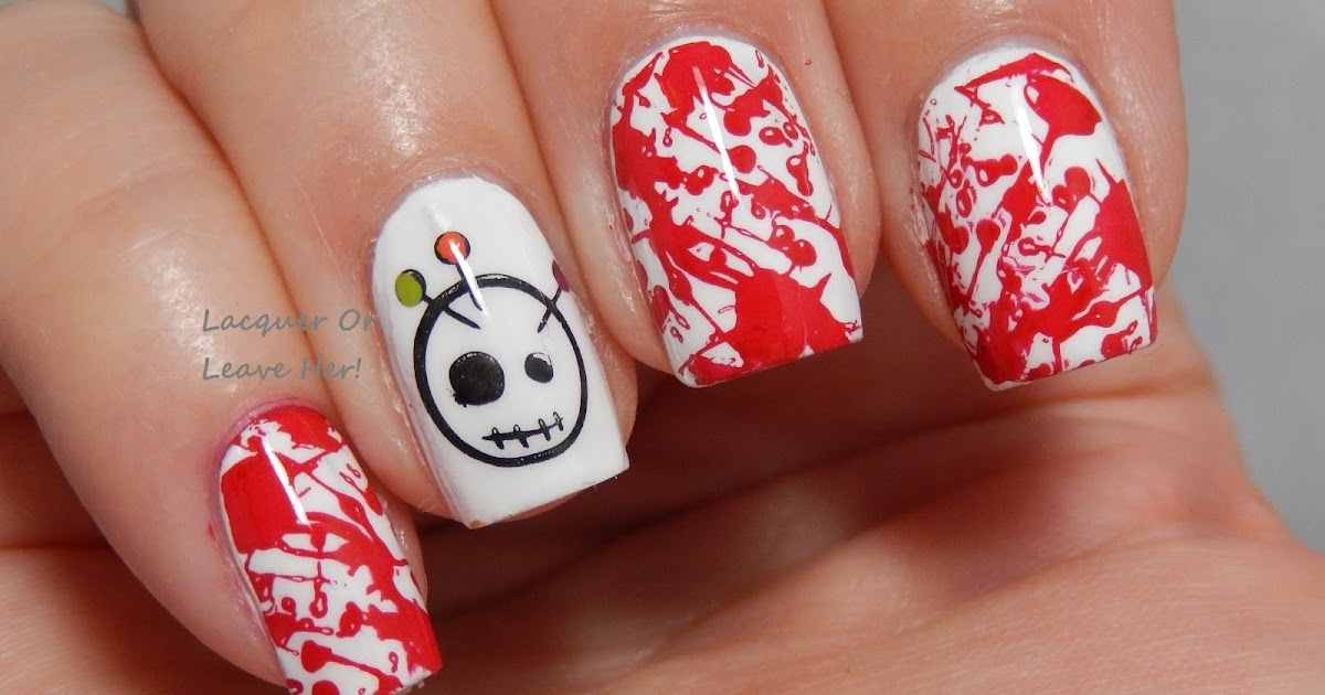 10 Decorated Nail Techniques