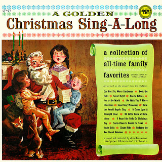 A Golden Christmas Sing-A-Long Sandpiper Chorus and Orchestra