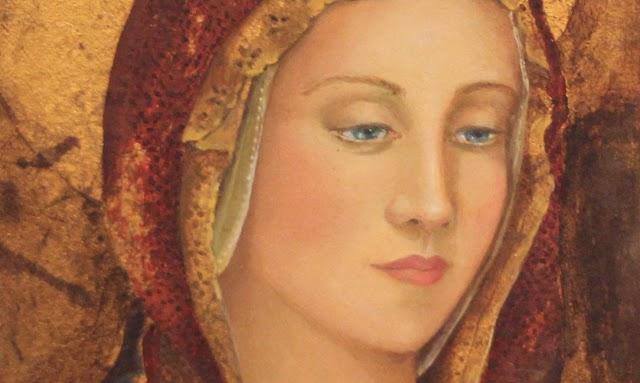 Maria non è sopra la Chiesa, ma nella Chiesa #Letture
