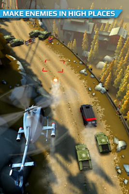 Mod Smash Bandits Racing Android