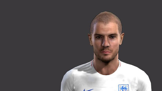 Jack Wilshere New Face PES 2013
