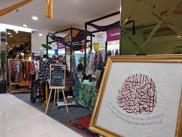 laksanakan ramadan di pasarraya