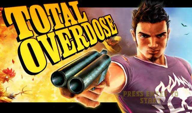 Total Overdose Full Version PC GAME