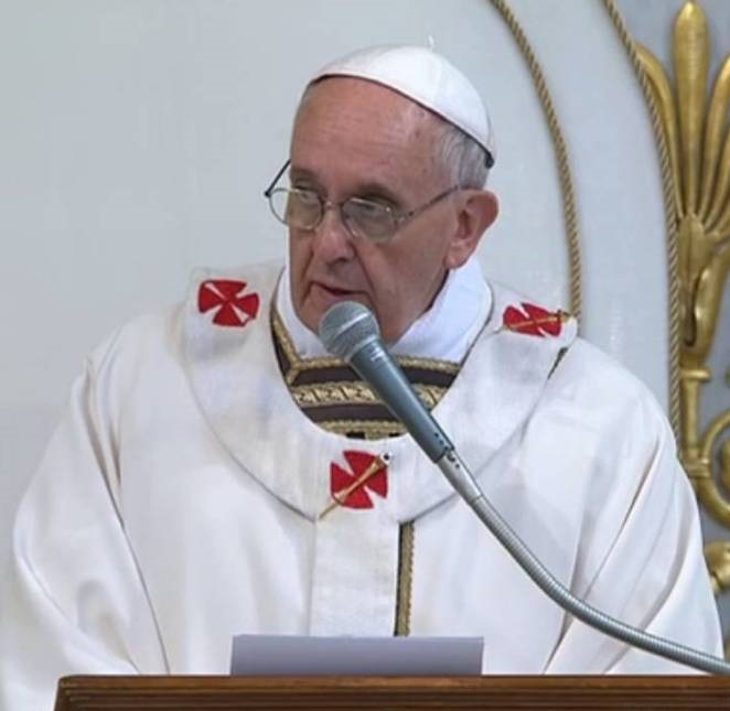 Homilía del Santo Padre Francisco en III Domingo de Pascua