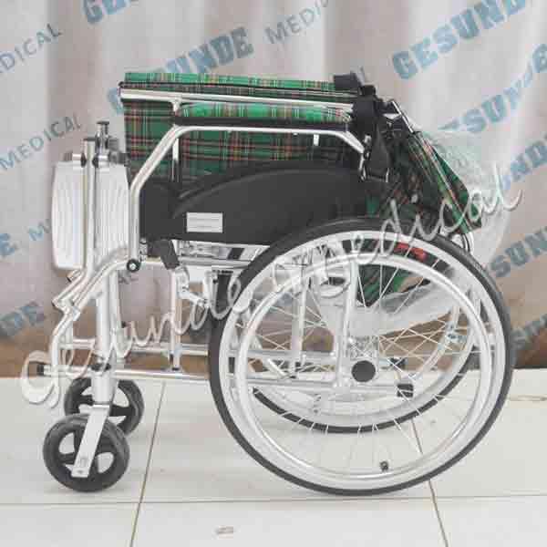 jual kursi roda standar lipat di semarang