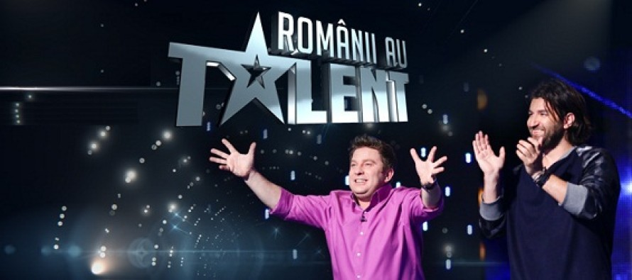 Romanii au talent Online