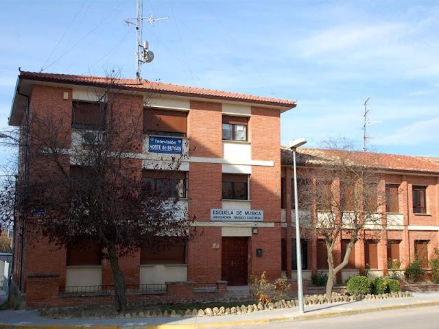 Escuela de Música Carmelo Alonso Bernaola Medina de Pomar