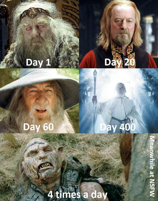 nofap day count