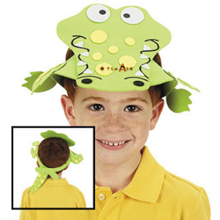 Crocodile Visor.