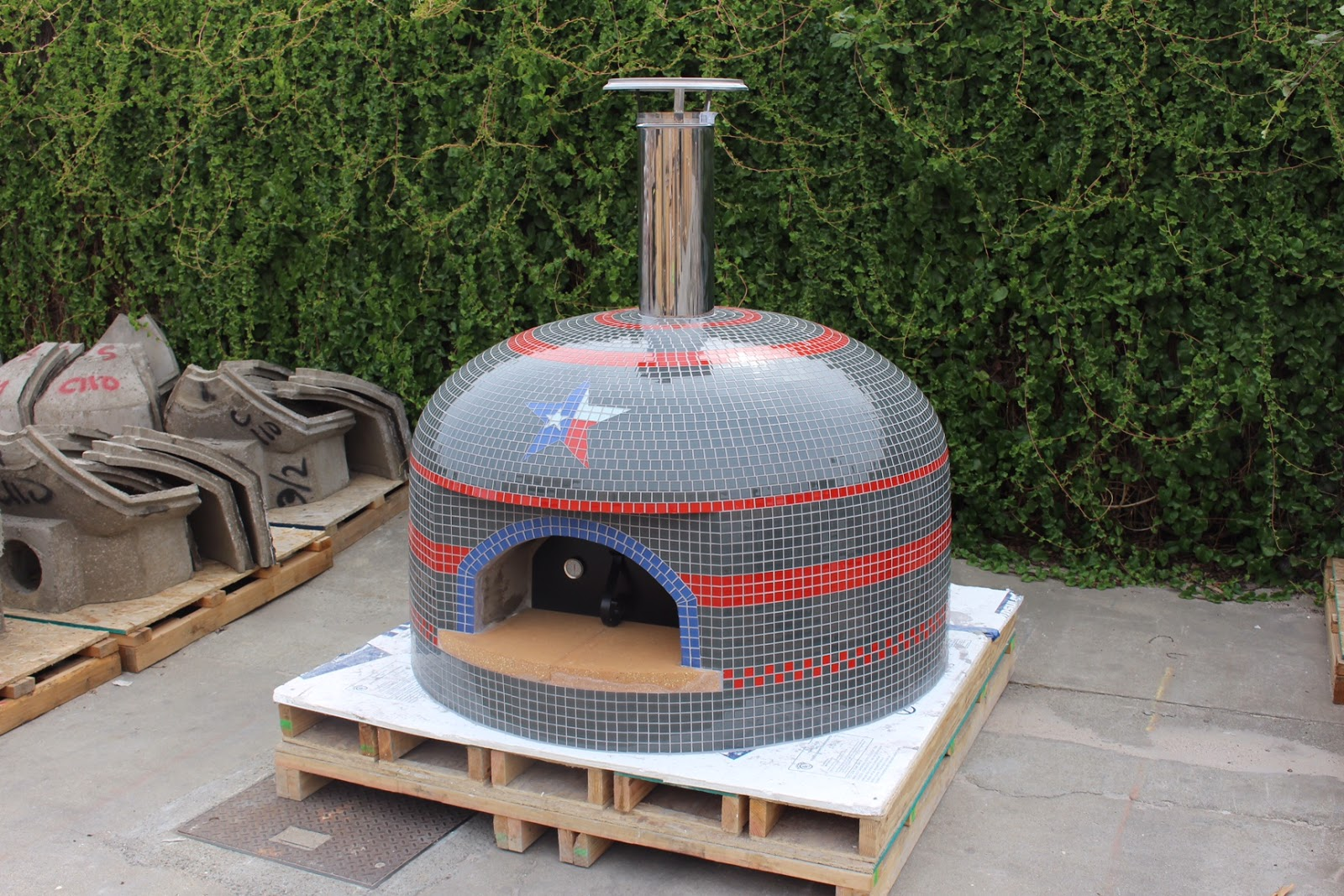 how to build a wood fired oven pdf