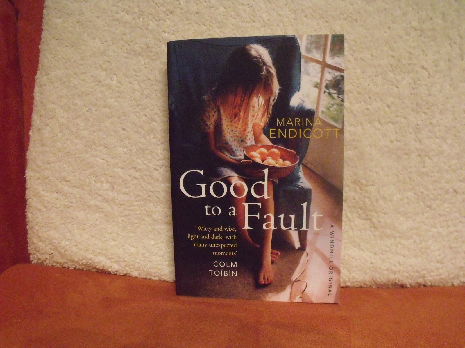 good to a fault by marina endicott essay Details about good to a fault by marina endicott (paperback, 2009) be the first to write a review good to a fault by marina endicott (paperback, 2009) email to friends share on facebook - opens in a new window or tab share on twitter - opens in a new window or tab share on pinterest - opens in a new window or tab.