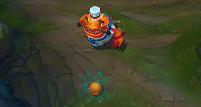 Surrender at 20: 6/23 PBE Update: Tahm Kench available for