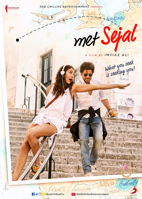 Mini trails jab harry met sejal
