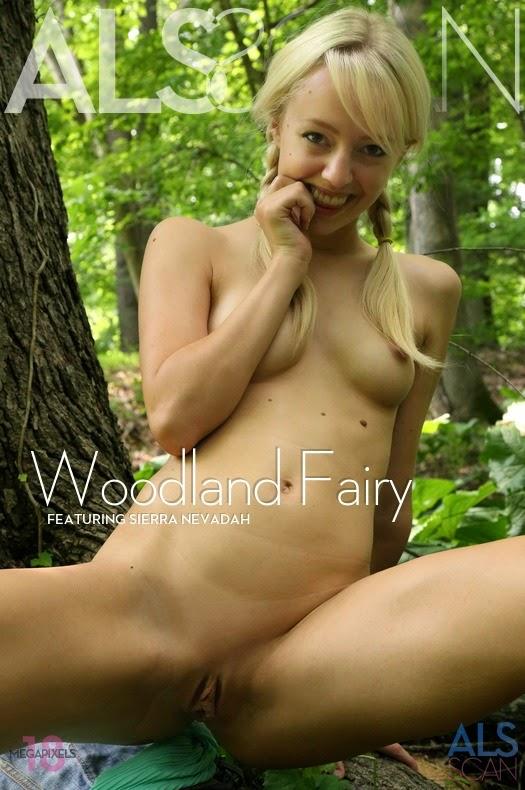 FDXE3Z0-23 Sierra Nevadah - Woodland Fairy 09230