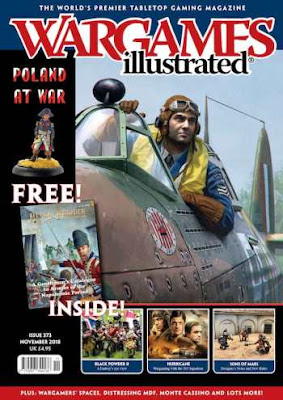 Wargames Illustrated 373, November 2018