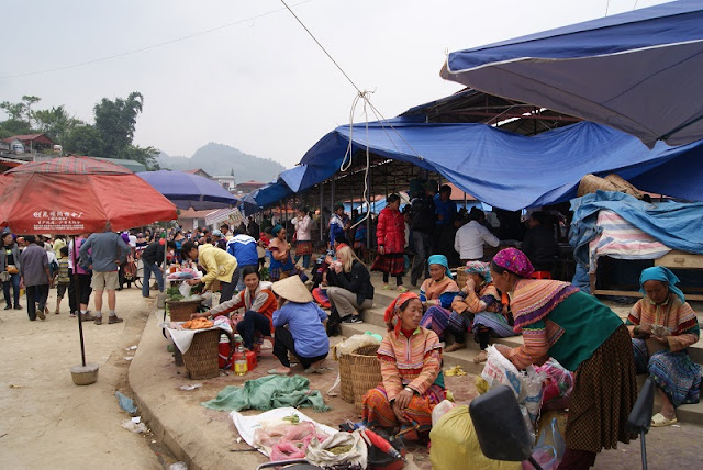 Bac Ha Sunday Market - Highlights Of The Northưest Tourism