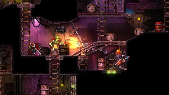 SteamWorld Heist: The Outsider PC Full Español