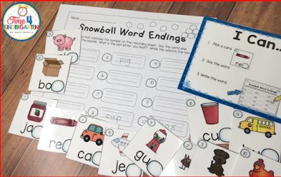 winter center themes for kindergarten
