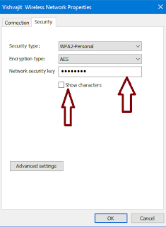How to see wifi password in windows 10/8/7 in hindi