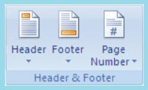 cara membuat nomor halaman