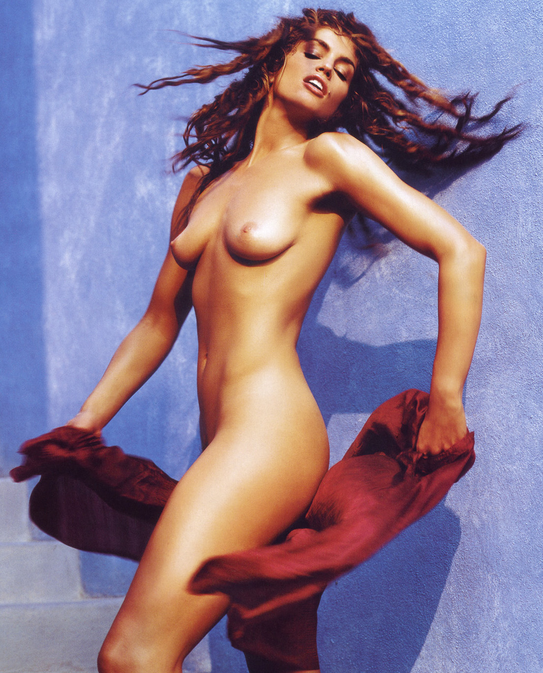 Cindy Crawford Nude Pregnant 94
