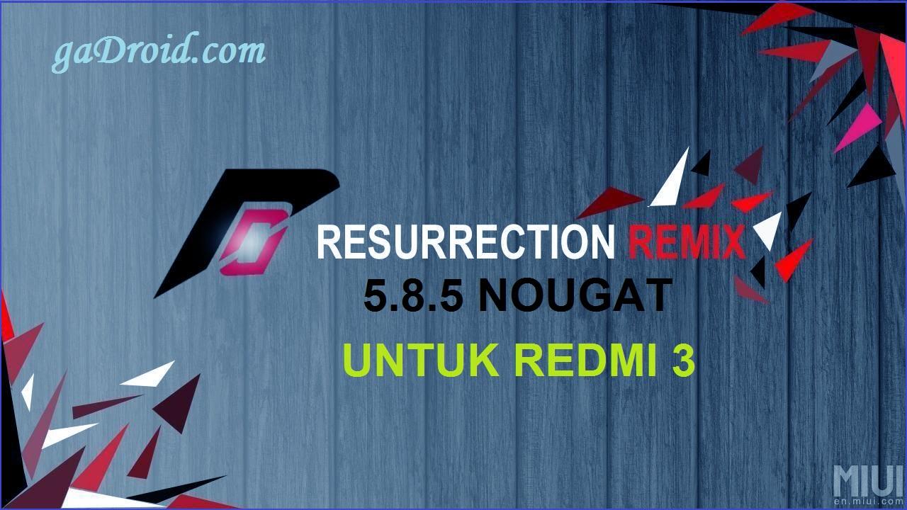 Download Resurrection Remix 5 8 2 For Redmi Note 2 – Desenhos Para
