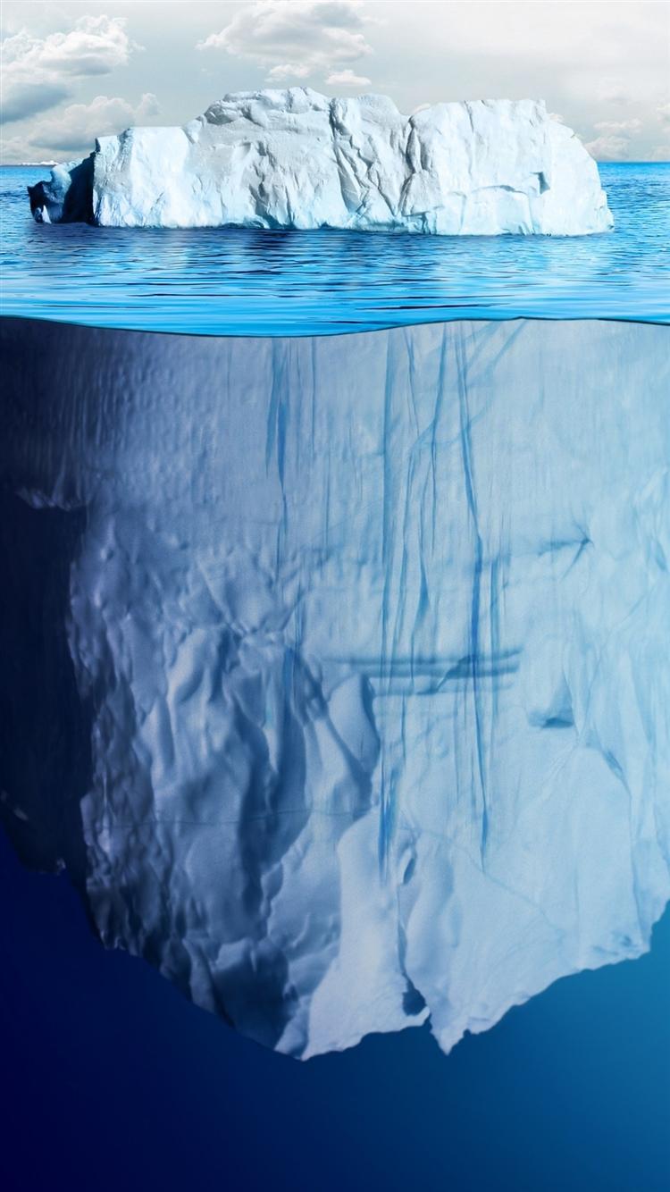 Beautiful Iceberg Wallpaper Iphone 6