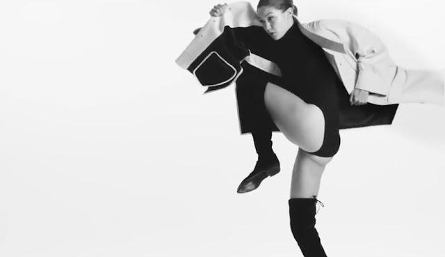 Stuart Weitzman, Mario Testino, Gigi Hadid, shoes, calzado, moda mujer, Joan Smalls, Lilly Aldridge, Suits and Shirts,