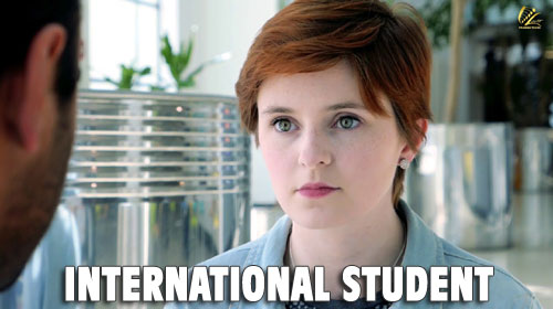 International Student Lyrics