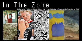 Morini Gallery - In the Zone Online Juried Exhibit