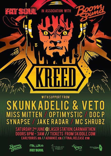 Fat Soul Presents Kreed