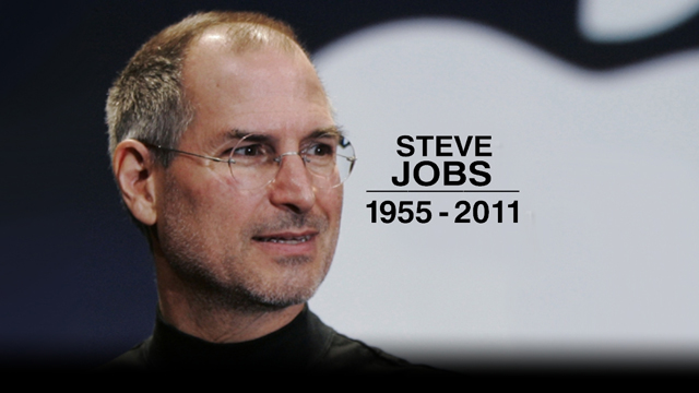 hoje é dia de lembrar Steve Jobs