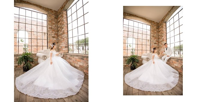 Chụp ảnh cưới ngoại cảnh chuyên nghiệp Đà Nẵng