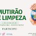 Mutirão de limpeza no Rio Itapicuru, em Ponto Novo,  será realizado no próximo domingo (11)