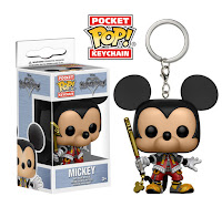 Pocket Pop! Keychain Mickey