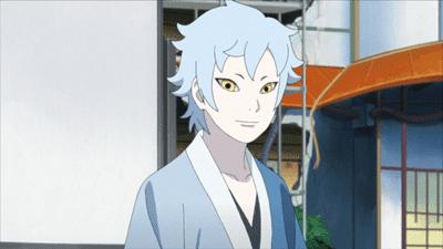 El nuevo compañero de la academia resulta ser Mitsuki